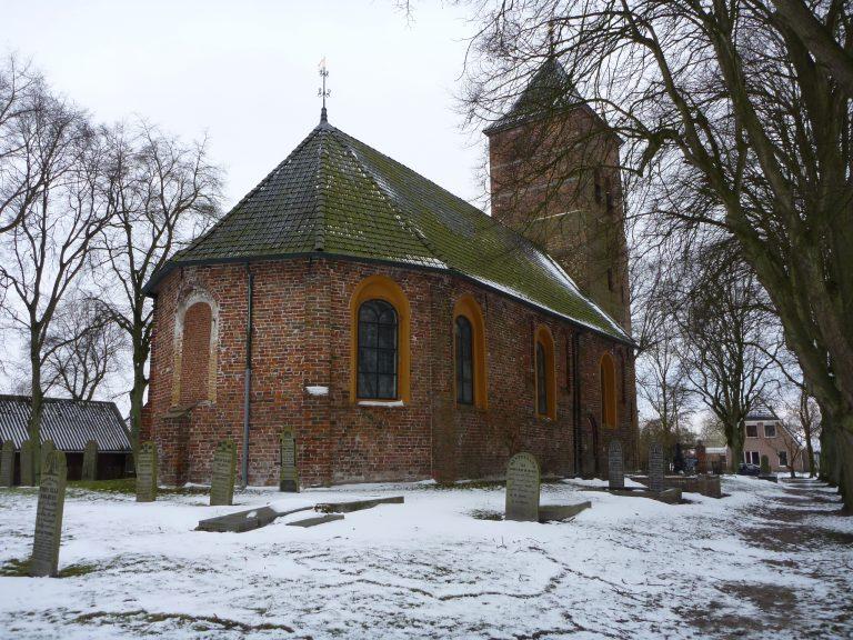 nh kerk noorddijk Holstein restauratie architectuur