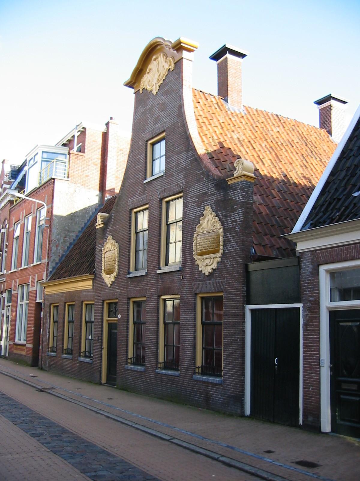 Zeijlsgasthuis te Groningen
