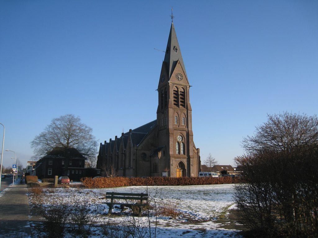rk kerk sappemeer Holstein Restauratie Architectuur