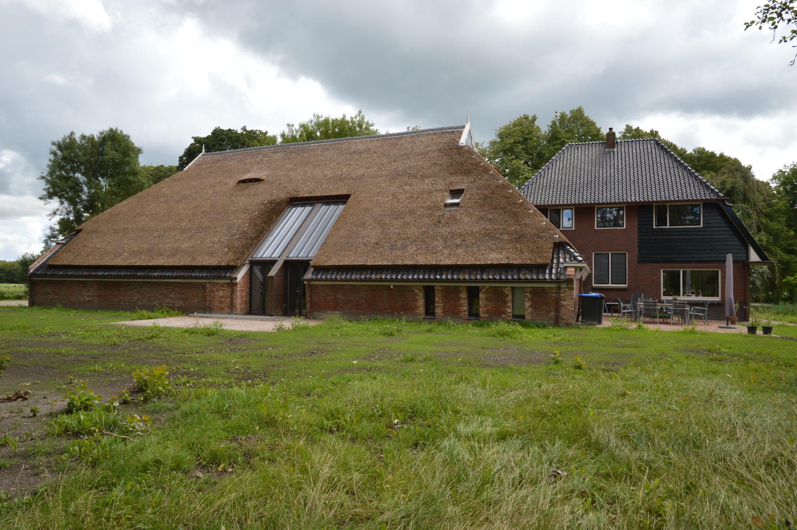 """Boerderij """"Kerkenheem"""" te Groningen"""