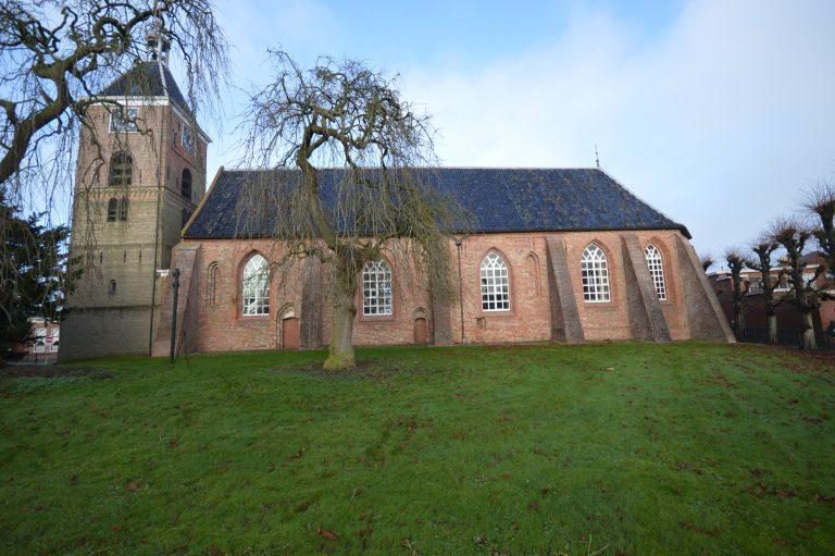nh kerk uithuizen Holstein restauratie architectuur