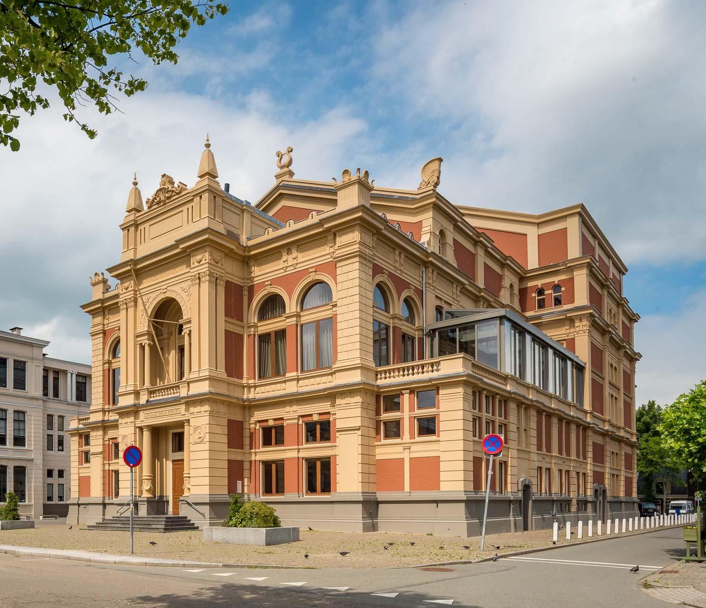 De Stadsschouwburg Groningen