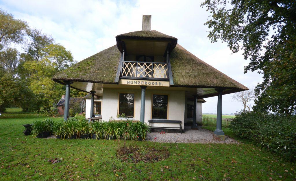hunzeroord paddepoel Holstein Restauratie Architectuur