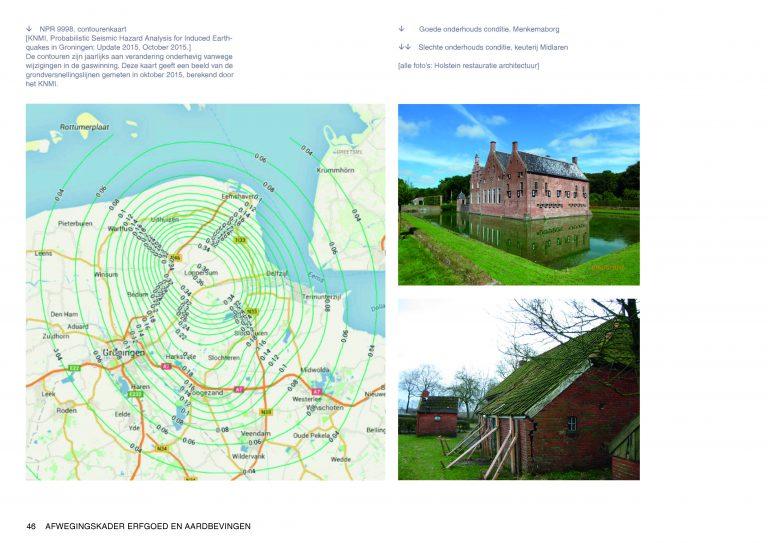 Afwegingskader monumenten en aarbevingen Holstein Restauratie Architectuur