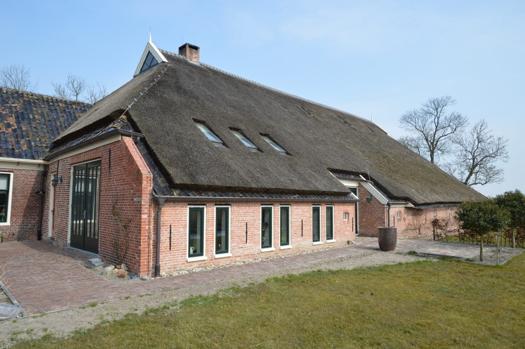 de rollen noorddijk Holstein Restauratie Architectuur
