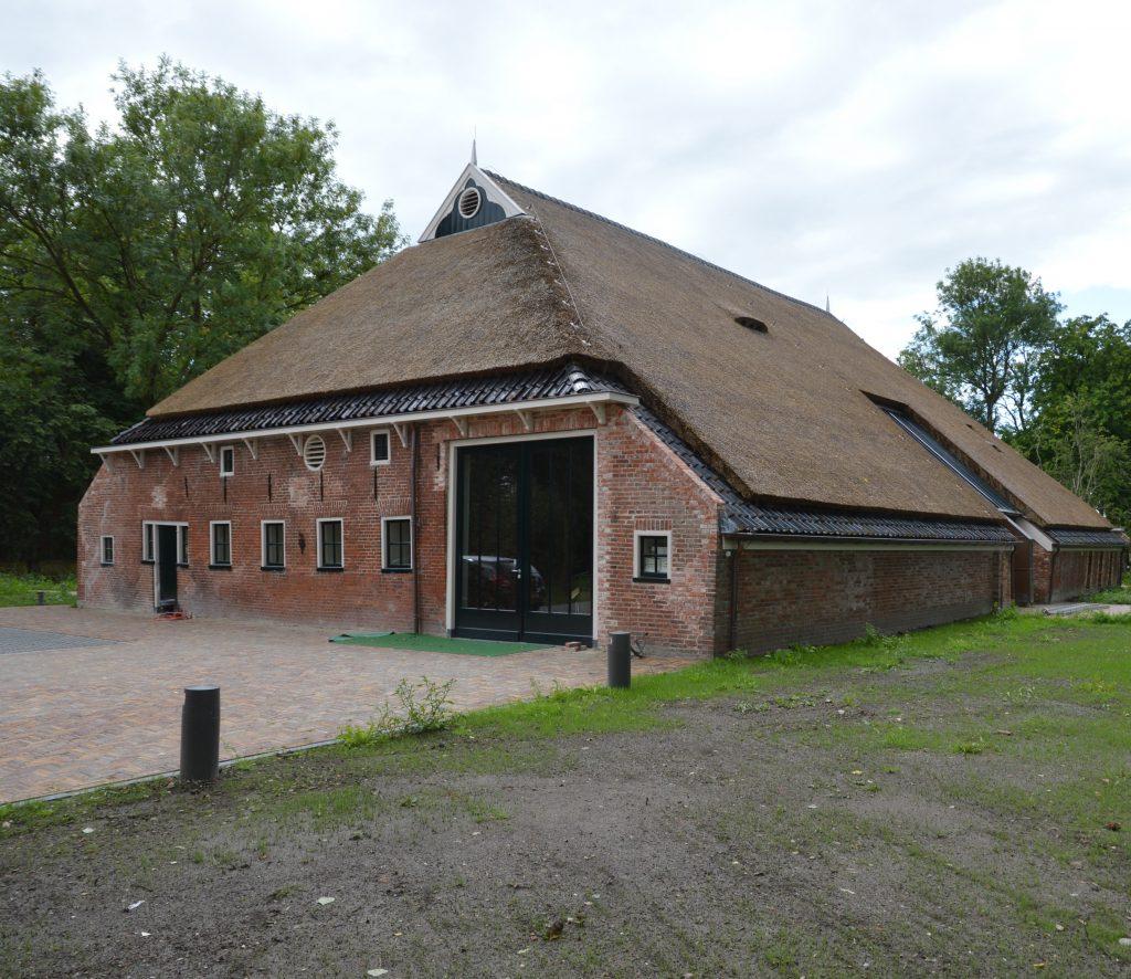 kerkenheem holstein restauratie architectuur