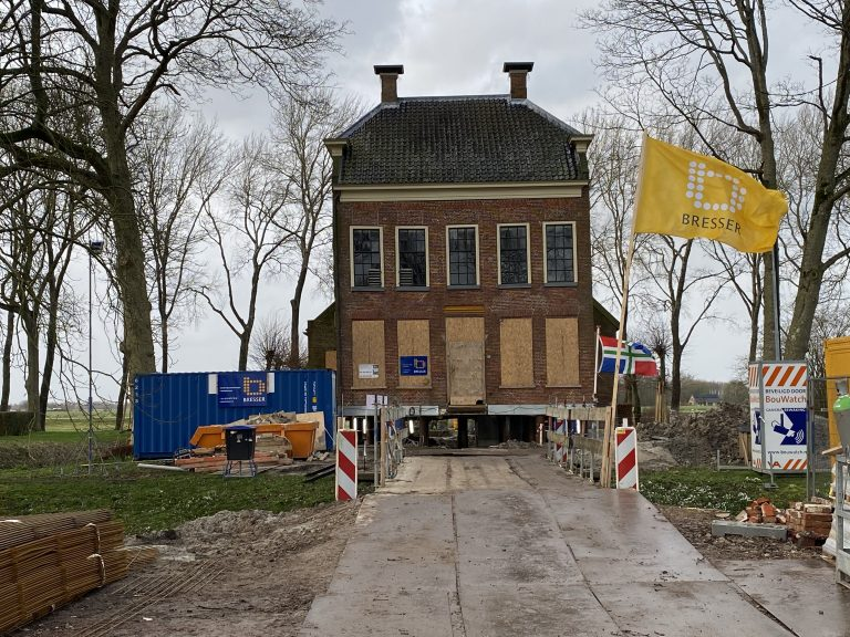 rusthoven Holstein Restauratie Architectuur