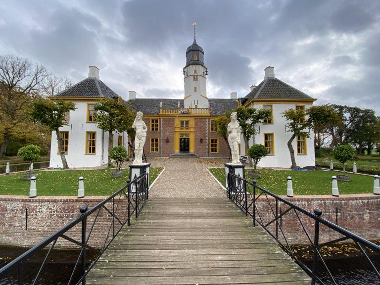 Fraeylemaborg Holstein Restauratie Architectuur