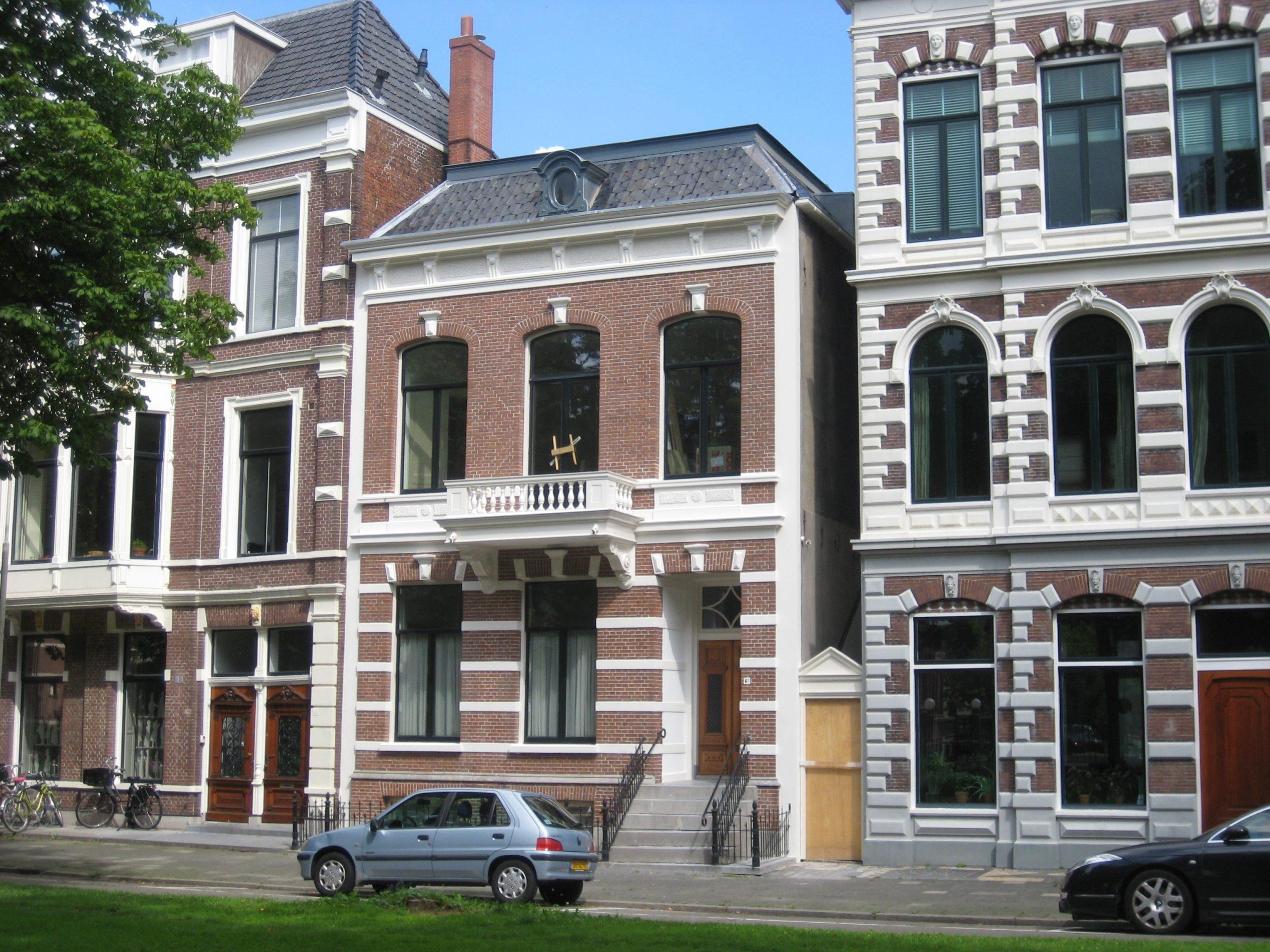 Ubbo Emmiussingel 61 te Groningen