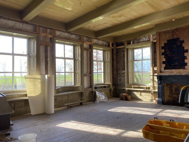 oldenoord toornwerd Holstein Restauratie Architectuur