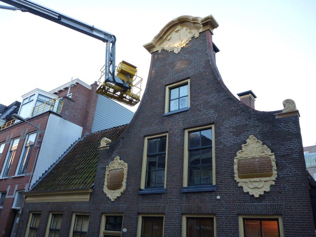 zeijlsgasthuis groningen Holstein Restauratie Architectuur