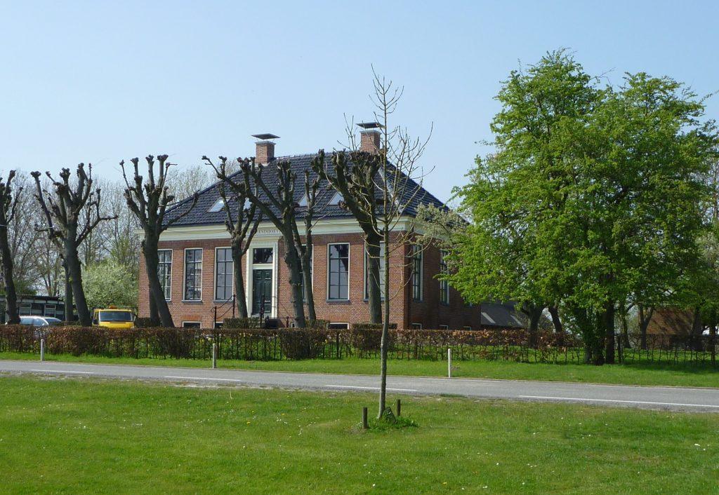 maarlandhoeve Holstein Restauratie Architectuur