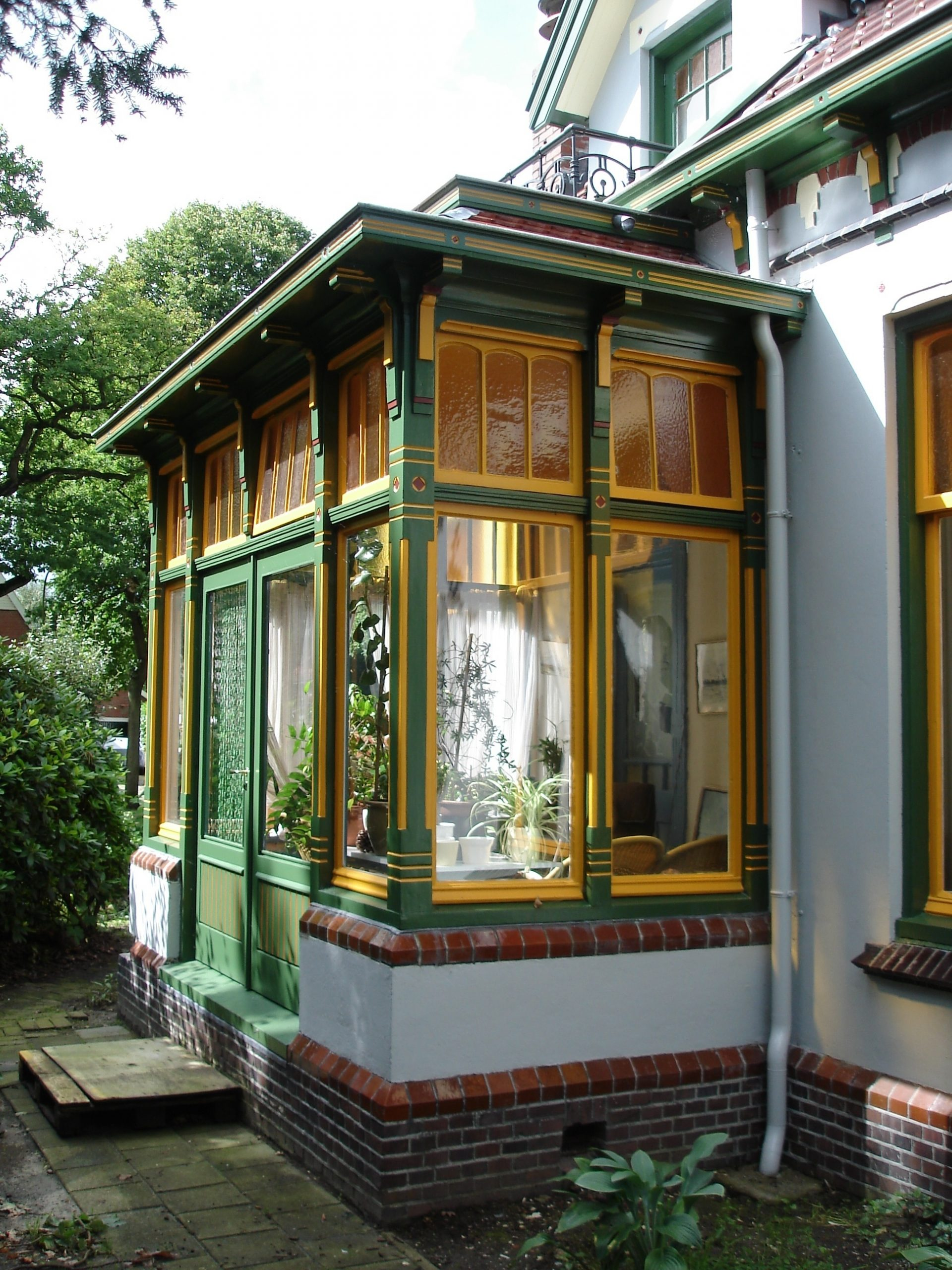 Noordhorn Holstein Restauratie Architectuur
