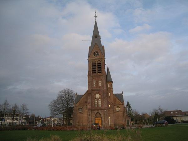 De Sint-Willibrorduskerk te Sappemeer Holstein Restauratie Architectuur
