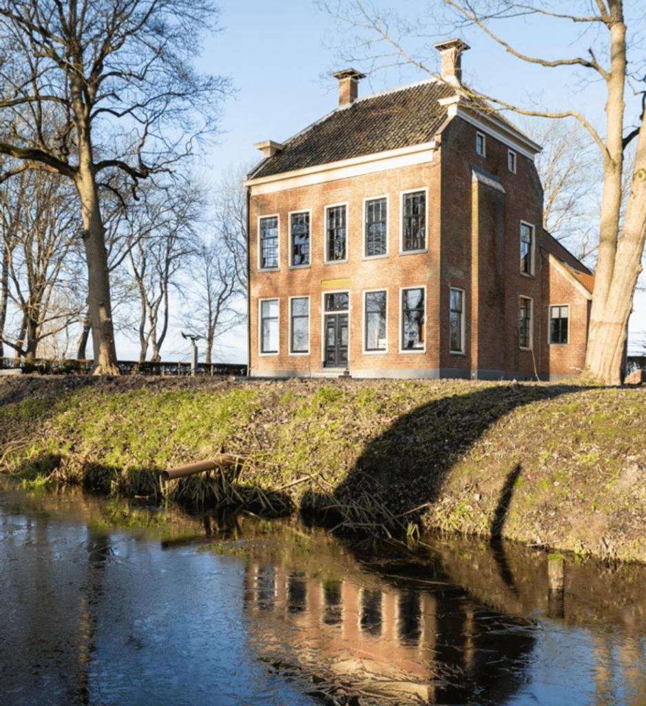 rusthove Holstein Restauratie Architectuur